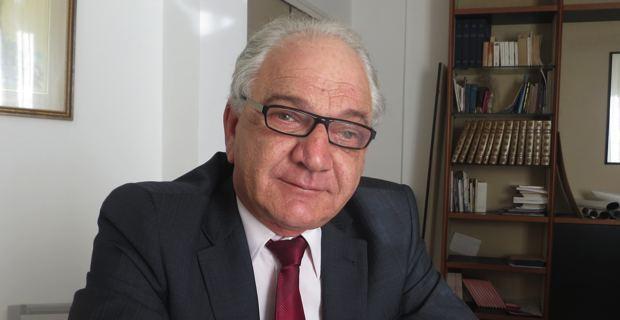 Ange Rovere, historien, militant communiste, Conseiller municipal et 1er adjoint chargé des finances à la Mairie de Bastia.
