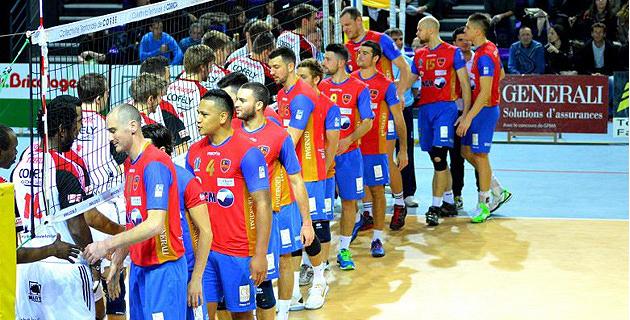 Coup d'arrêt pour le GFC Ajaccio Volley Ball!
