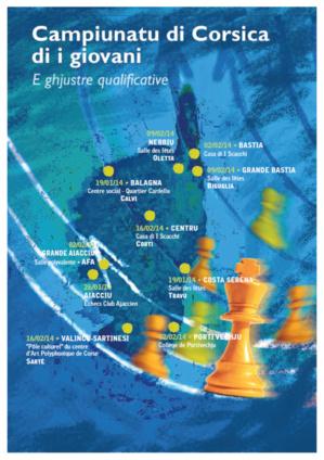 Echecs : Campiunatu di i ghjovani d'Aiacciu