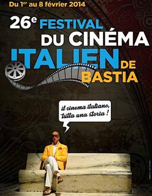 Festival du cinéma italien de Bastia… 26ème !