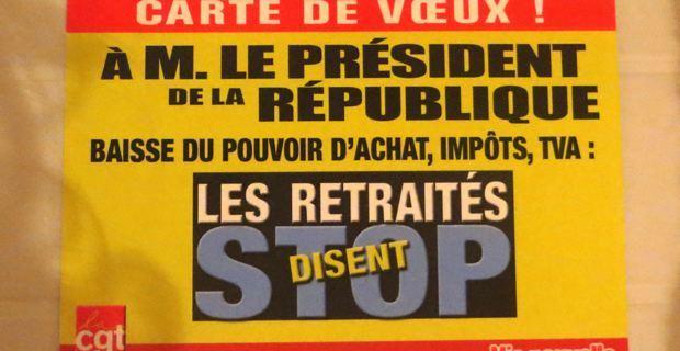 La CGT lance un appel à la mobilisation contre la politique gouvernementale