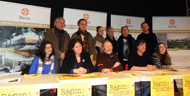 Le Festival Régions en Scènes entre Ajaccio, Bastia et la Plaine Orientale