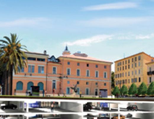Parking César-Campinchi : Les précisions du maire d'Ajaccio