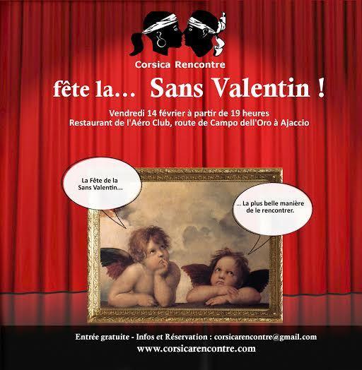 Corsica Rencontre fête la Sans Valentin !