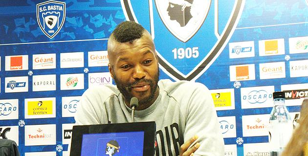 """Djibril Cissé : """"A Marseille, on doit s'arracher pour nos supporters  """""""