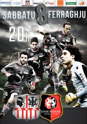 ACA : Se servir du positif face à Rennes
