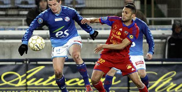 Un penalty en fin de match prive le GFCA de la victoire à Strasbourg