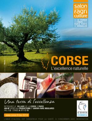 Le meilleur de la Corse au salon international de l'agriculture