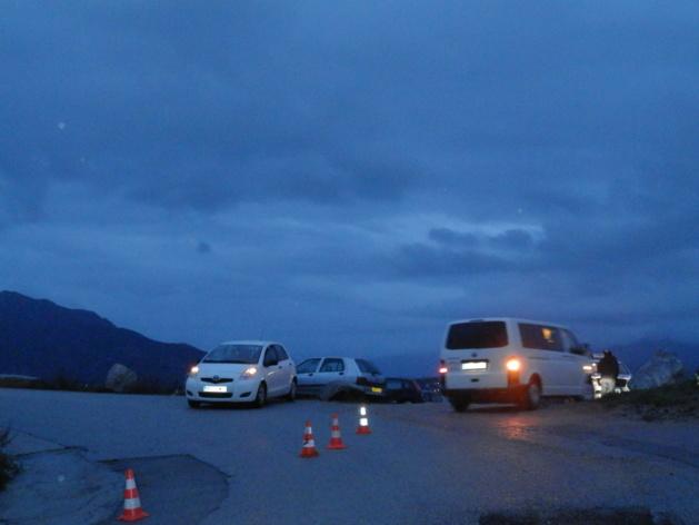 Intempéries : Des navettes entre le Vazzio et la Confina à Ajaccio