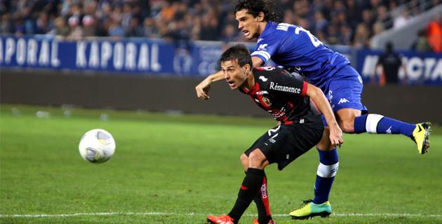 François Modesto = Un coup de tête victorieux au Stadium de Toulouse !