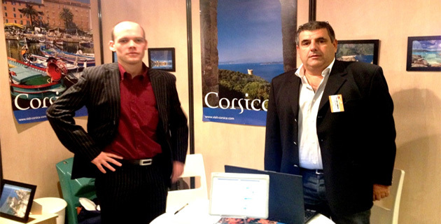 « Destination Corse » pour le salon Mahana 2014 de Lyon