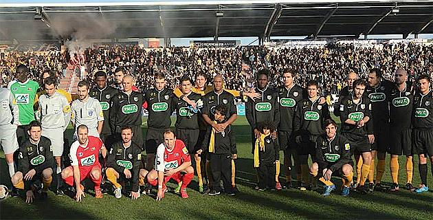 Coupe de France : Le FBIR tombe avec les honneurs !