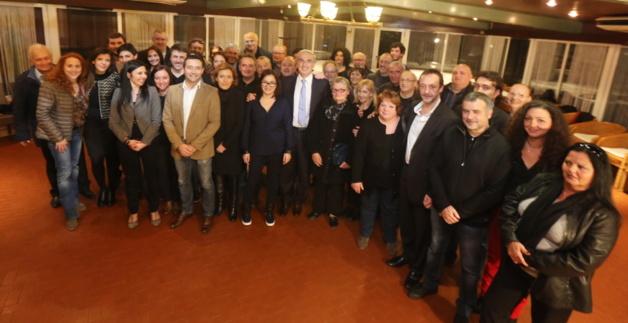 Aiaccu Cità Nova a présenté ses 49 candidats