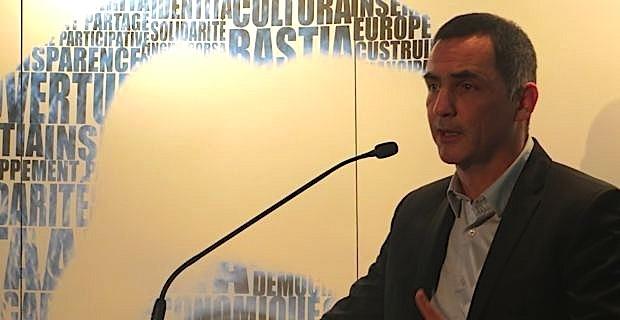 Municipales : La liste d'Inseme per Bastia conduite par Gilles Simeoni