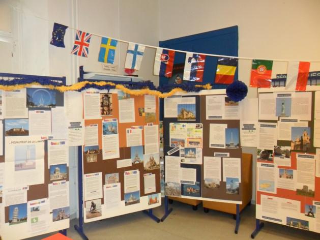 Bastia : Henri Malosse explique l'Europe aux classes de quatrième du collège Simon-Vinciguerra