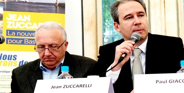 """Jean Zuccarelli : """" Un programme cohérent, ambitieux, réaliste et crédible"""""""