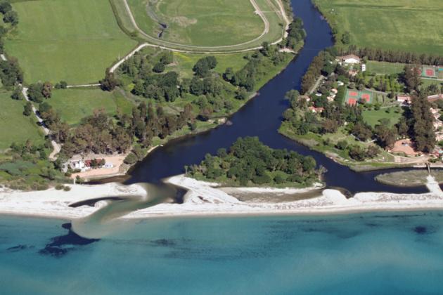 Calzarellu verra t-il la création d'un laboratoire de biologie des zones humides et zones fluviales ? (Photo Stéphane Gamant).
