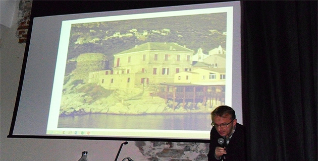 "Bastia :  ""L'inventaire du patrimoine de Centuri"" de Jean-Christophe Liccia"