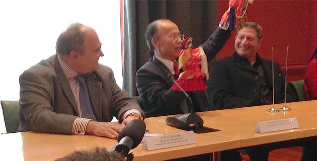 L'ambassadeur de Taiwan, reçu à la CTC, apprécie la Corse et ses savoir-faire