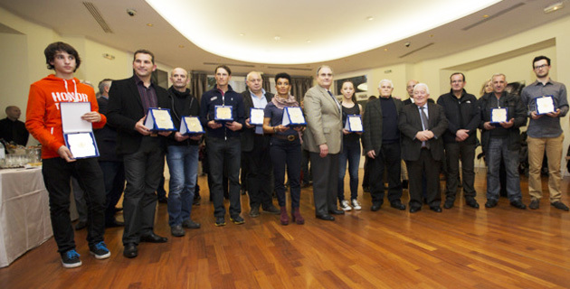 Les Mouflons d'Or 2013 : Les lauréats reçus à la CTC