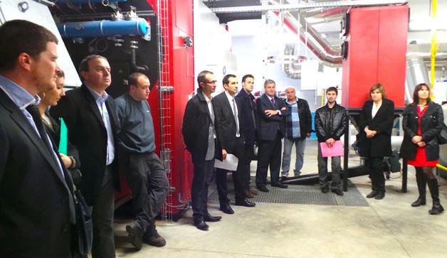 Bastia : Une chaudière biomasse pour 400 foyers de la Cité Aurore