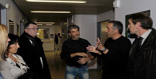 Culture et santé à l'hôpital de Bastia
