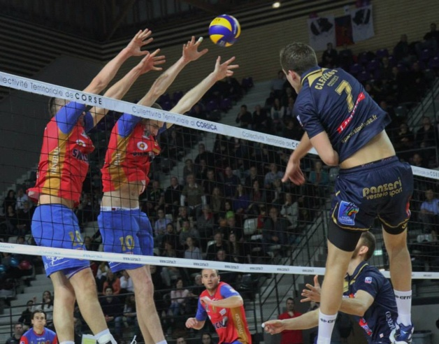 Volley-Ball : Le GFCA tombe au Palatinu