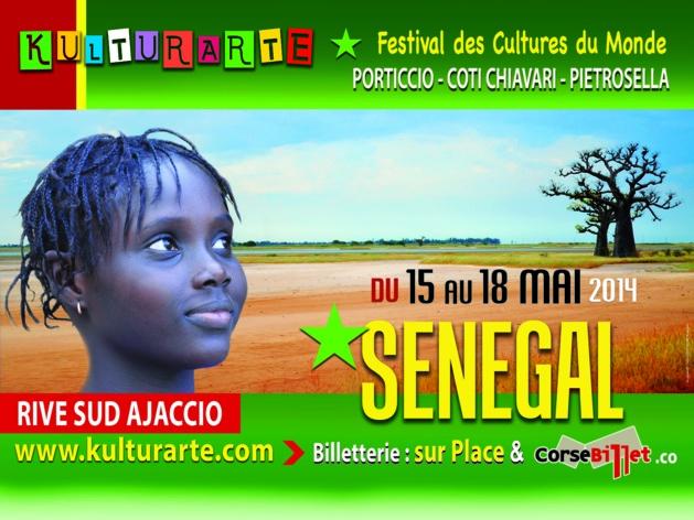 Le Festival Kulturarte : 2ème édition du Festival des Cultures du Monde