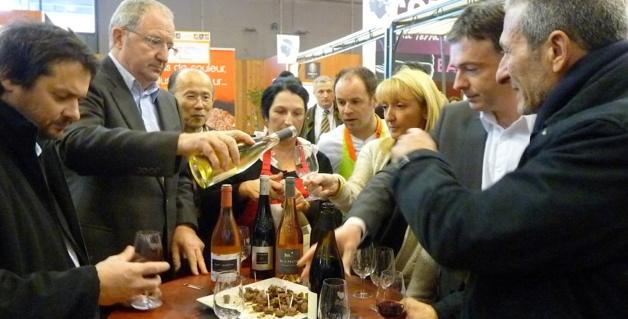 Salon de l'Agriculture : Taïwan invité de la Corse