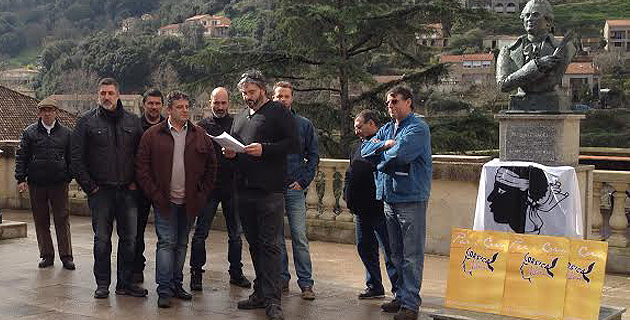 """Corsica Libera : """"La situation à Sartè et à Purtivechju va à l'encontre de toute cohérence politique"""""""