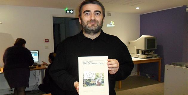 """Bibliothèque Tommaso Prelà de Bastia : """"Un Stuart dans la Nation Corse"""""""
