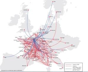 HOP! et Air Corsica : Accord de desserte entre la Corse et le continent