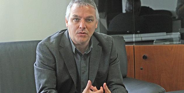 Pierre Siméon de Buochberg candidat à sa propre réélection le 23 mars prochain. (Photo SG)