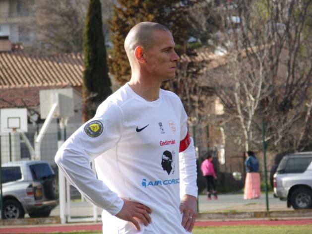 L'emblématique capitaine Dumé Menozzi