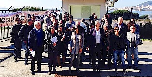 Aiacciu Cità Nova : La base d'Aspretu est essentielle au développement de la ville