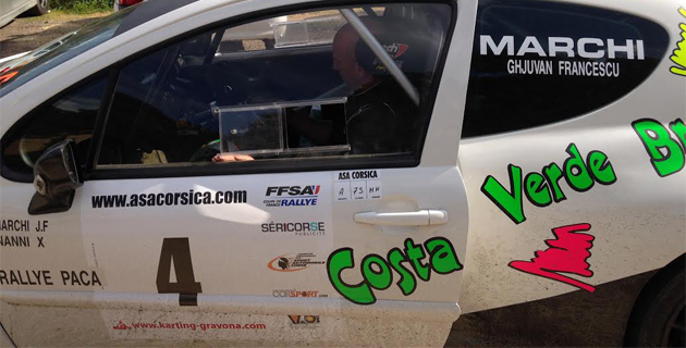 2e Rallye automobile du Pays Ajaccien : Paul-Antoine Santoni mène le bal