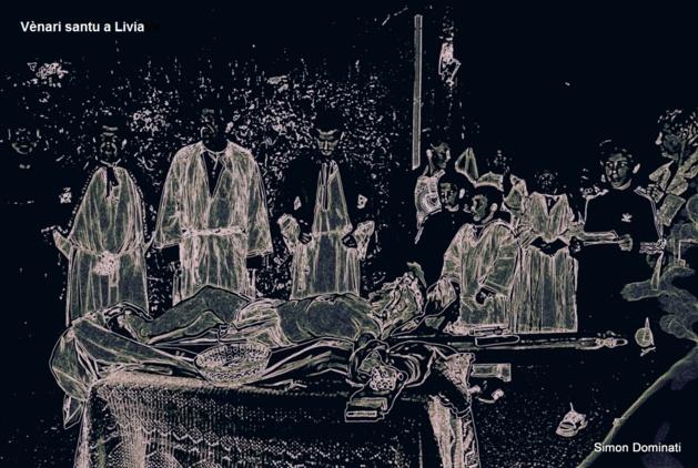 Livia : A sittimana santa e u binidittu