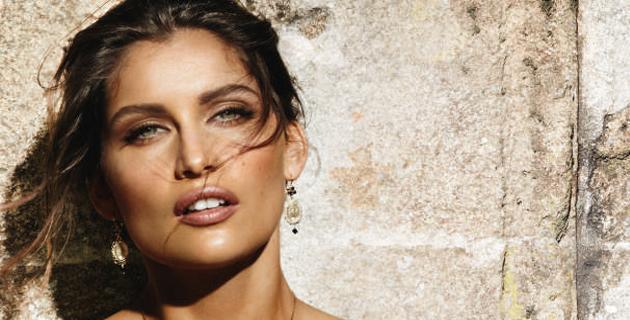 Lætitia Casta vient aussi de poser pour Dolce &Gabbana pour le lancement de Flagrance, leur nouveau parfum pour femme