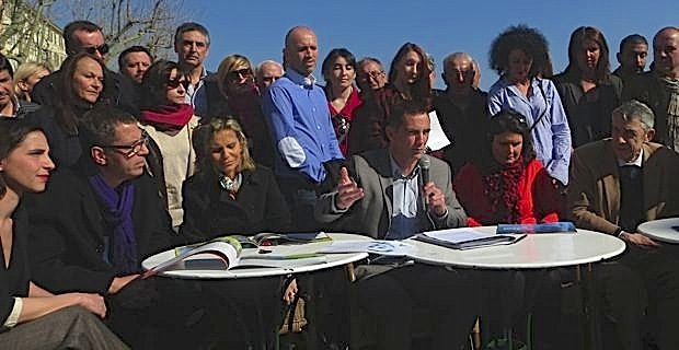 Gilles Simeoni : « Diaboliser l'alternance, c'est refuser le jeu de la démocratie ! »