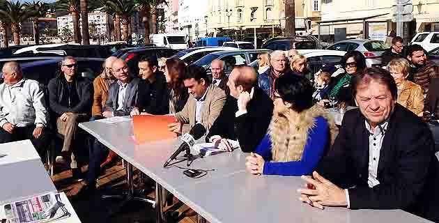 Laurent Marcangeli : « Notre critique est argumentée par des faits et des chiffres… »