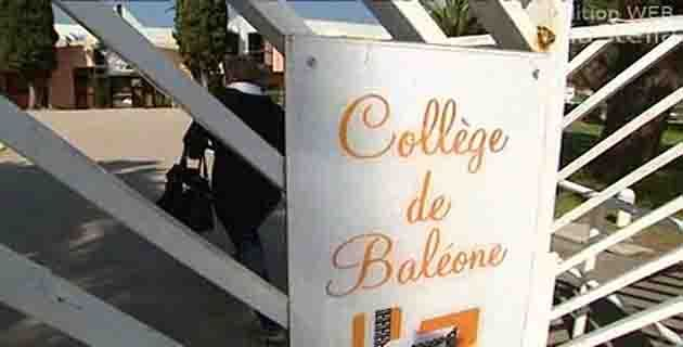 Sarrola-Carcopino : Intoxication alimentaire au collège de Baleone ?