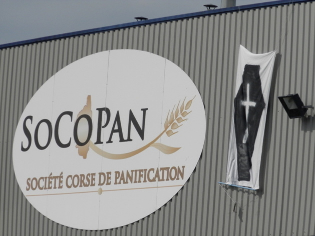 Ajaccio : Les élus de la CAPA mobilisés pour la survie   de l'entreprise SOCOPAN