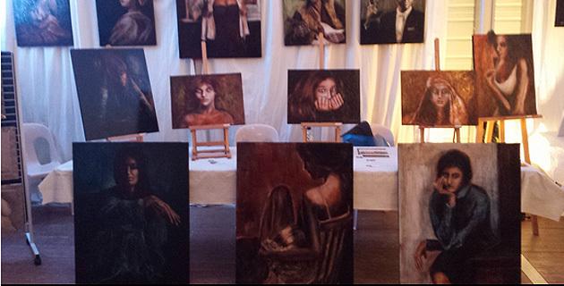 Le Marché d'art contemporain Popul'Arte : Le succès à Caldaniccia