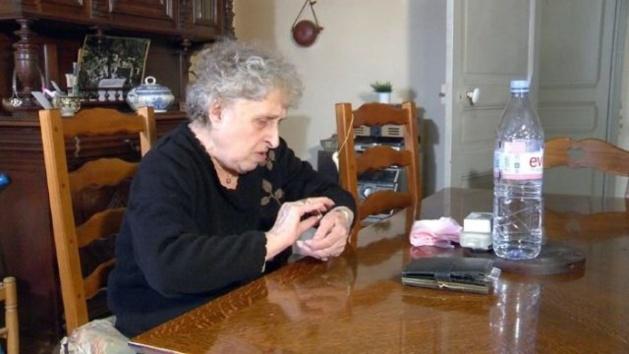 Mimi dans le documentaire Aiutu