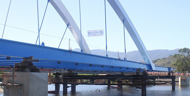Pont du Liamone : Roulez !