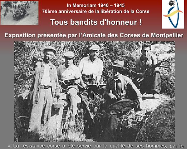 """""""Tous bandits d'honneur"""" à Montpellier"""