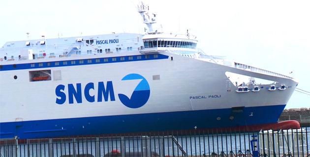 La SNCM choisit le chantier naval de Saint-Nazaire