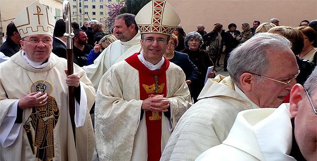 Saint-Joseph à Bastia : Une belle unanimité dans la prière
