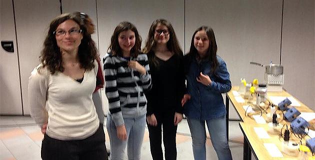 Finale du concours « C-Génial-Collège » : Le collège de Porticcio lauréat