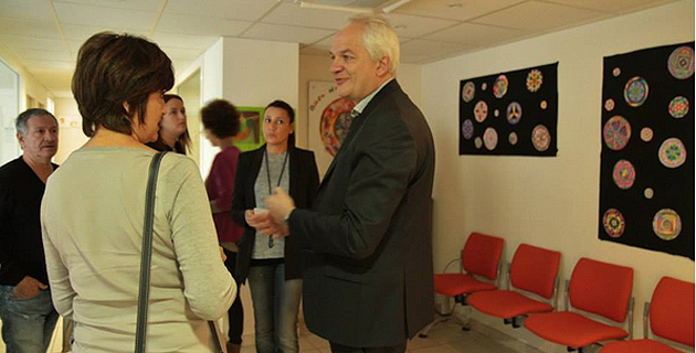 """""""Les artistes c'est nous"""" pour les 40 ans de l'hôpital de Castelluccio"""